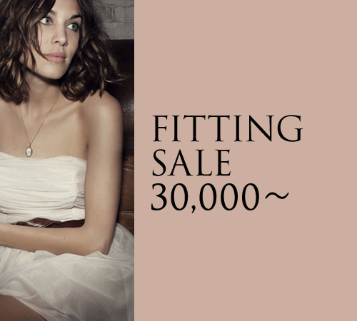FITTING SALE - ③